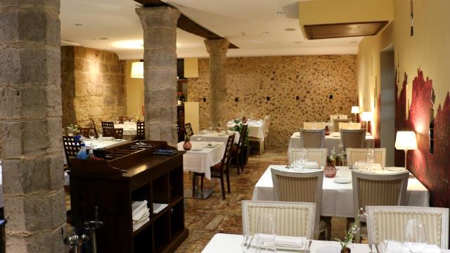 Comedor del Restaurante Doña Negra de Toro - Destino Castilla y León