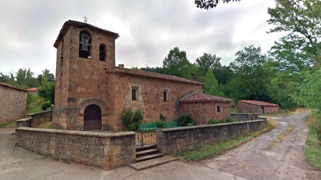 Iglesia de Castrovido - Destino Castilla y León