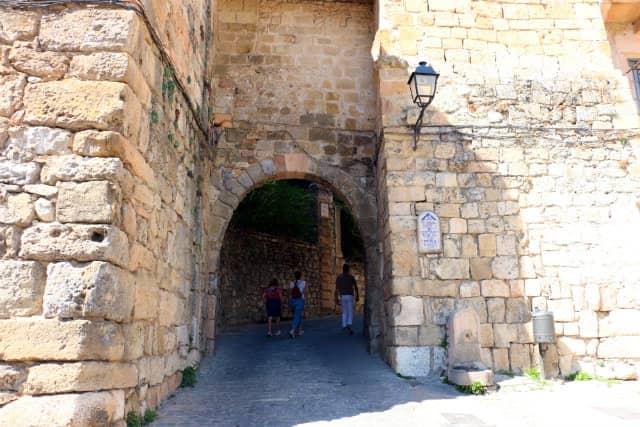Puerta de Sepúlveda - Destino Castilla y León