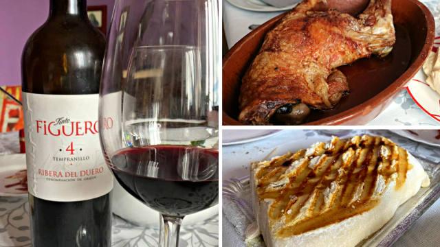Comida tradicional preparada para tomar en casa - Destino Castilla y León