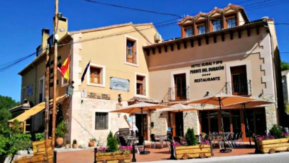 Hotel Rural & SPA Puente del Duratón - Imagen del hotel