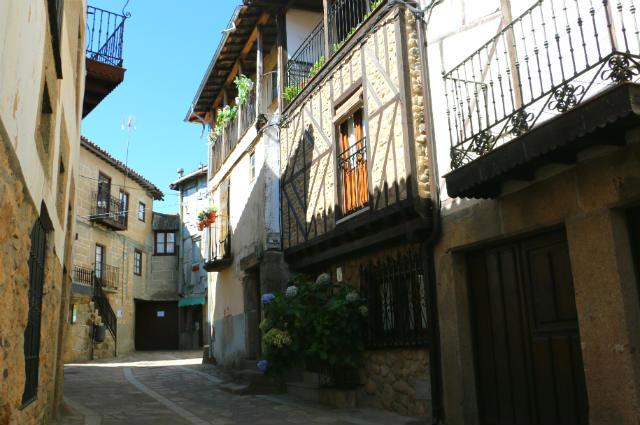 Visita a Sequeros - Destino Castilla y León