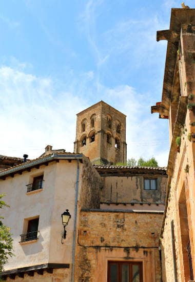 Torre de la Iglesia del Salvador - Destino Castilla y León