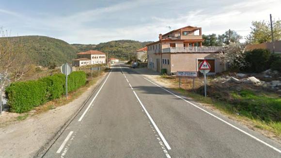 Llegando a San Esteban de la Sierra - Destino Castilla y León