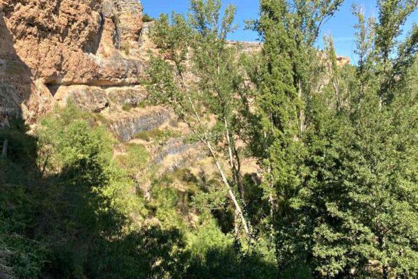 Cañones de las Hoces del Río Duratón - Destino Castilla y León