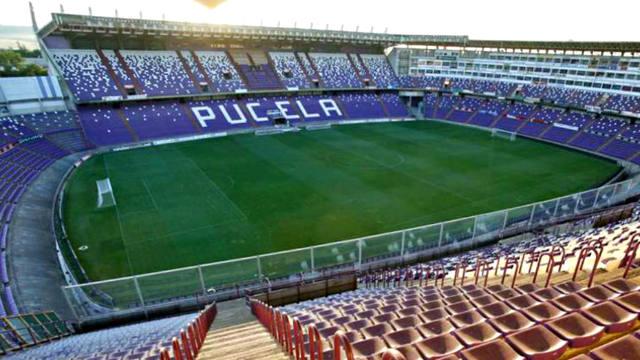 Estadio José Zorrilla - Imagen de El Desmarque