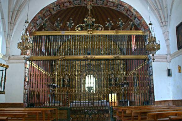 Rejería de la Ermita de Nuestra Señora de Belén - Imagen de ClickTurismo