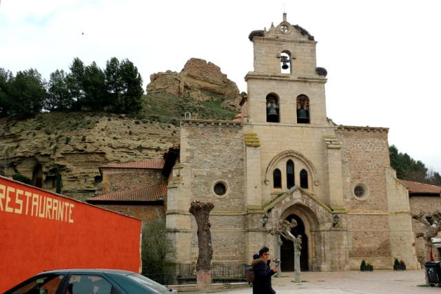 Iglesia de Santa María de Belorado - Destino Castilla y León