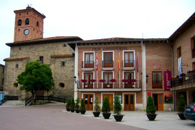 Ayuntamiento y Oficina de Turismo de Belorado - Imagen de Burgospedia