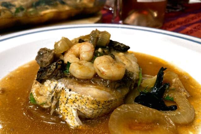 recetas de Pescado de Castilla y León