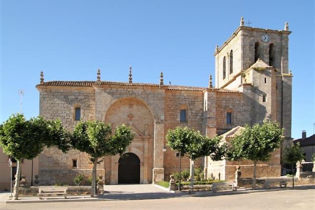 Parroquia de la Asunción de Nuestra Señora de Pedrosa de Duero - Imagen de Wikipedia