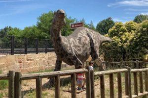Dinosaurios de Salas de los Infantes - Destino Castilla y León