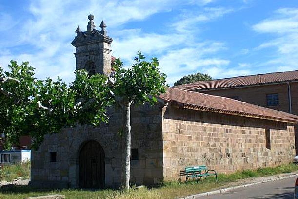 Ermita de san roque de salas de los infantes - Imagen de Pueblos de España