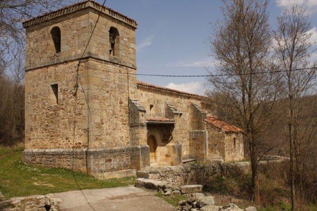 Iglesia de Arroyo de Salas - Imagen de Wikipedia