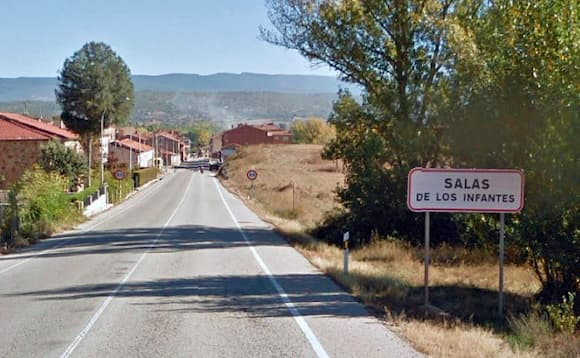 Llegando a Salas de los Infantes - Imagen de Burgos Conecta