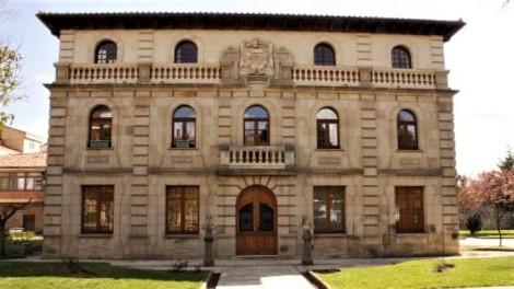 Palacio de los Infantes, actual Palacio de Cultura de Salas de los Infantes - Imagen de Turismo Burgos