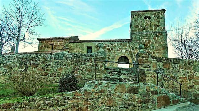 Vista de la iglesia de Terrazas - Imagen de Adrianro96