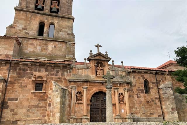 Iglesia parroquial de San Pedro de Barbadillo del Mercado - Destino Castilla y León