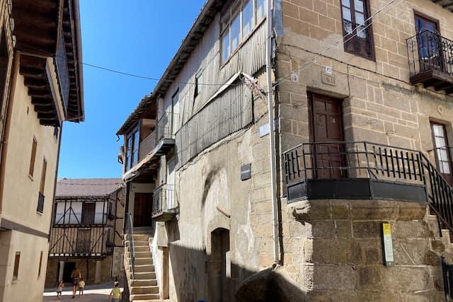 Casas de Sequeros - Destino Castilla y León