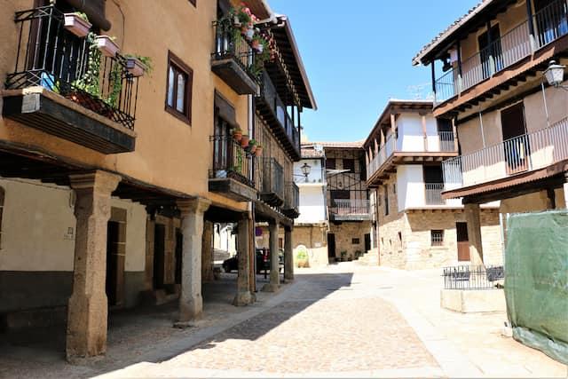 Plaza de Eloy Buyón - Destino Castilla y León