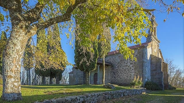 Iglesia del Robledo - Imagen de Inventrip