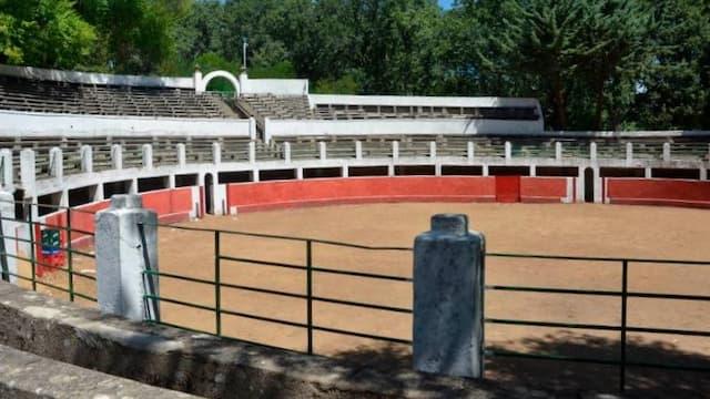 Plaza de Toros de Sequeros - Imagen de Turismo Salamanca