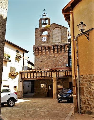Torre del Concejo - Imagen de Rincones Ibéricos