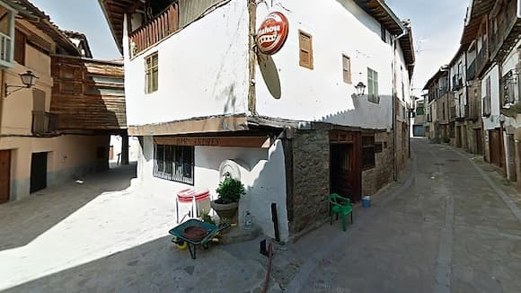 Bar Andrés de Sequeros - Destino Castilla y León