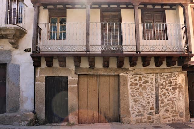 Arquitectura popular de Sequeros - Destino Castilla y León