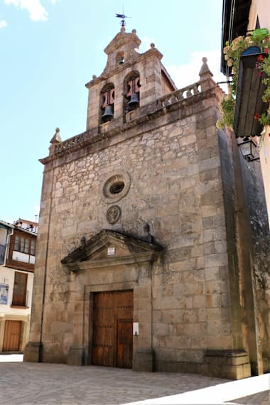 Iglesia de Sequeros - Destino Castilla y León