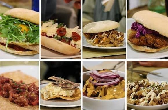 Hamburguesas, raciones y entrepanes de la Tapería Norte Gastrobar – Imagen de La mesa del Conde