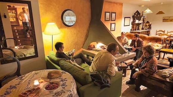 Hotel La Peregrina en Carucedo - Imagen del hotel