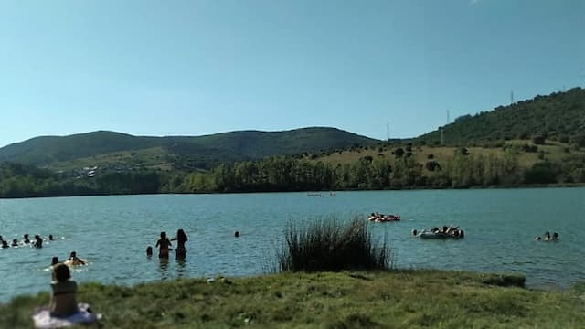 Lago de Carucedo - Imagen de BierzoTV