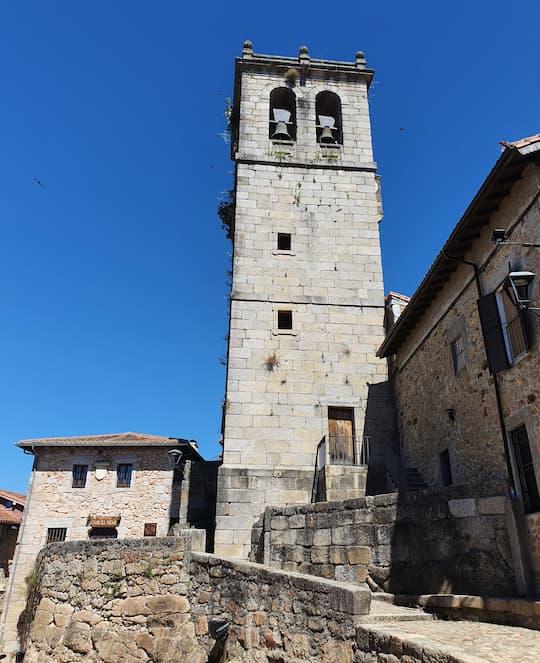 Torre campanario de Miranda del Castañar