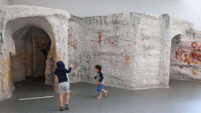 Interior visitable del Centro de Arqueología Experimental - Destino Castilla y León