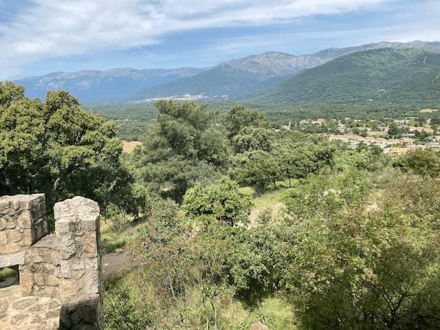 Espacios naturales del Valle del Tiétar - Destino Castilla y León