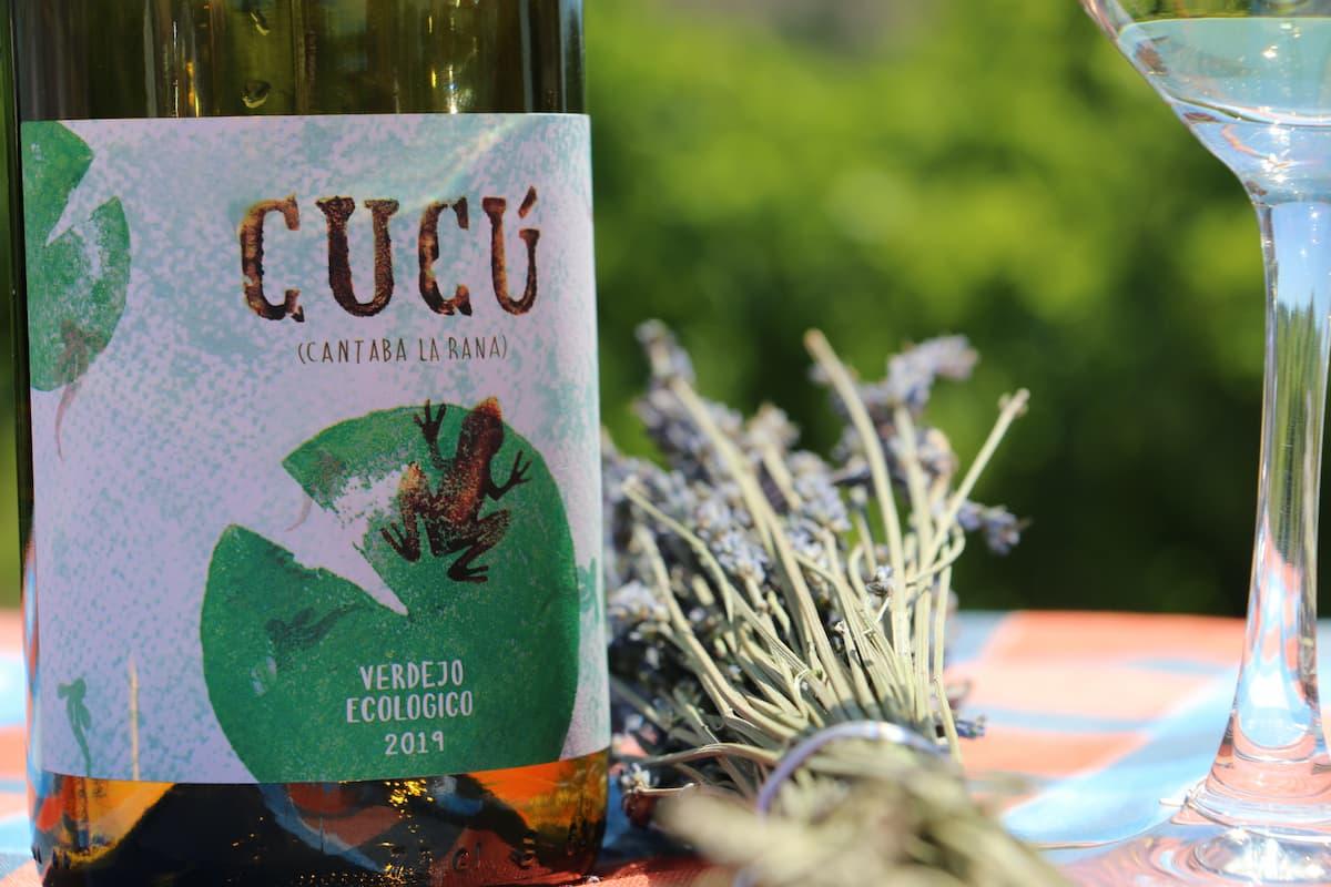 vino verdejo Cucú cantaba la rana