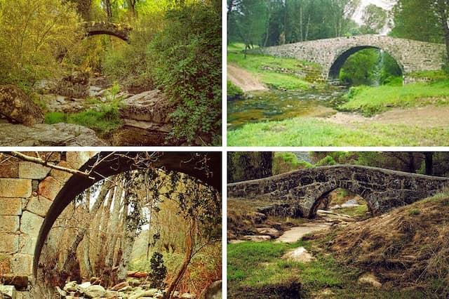 Puentes de La Adrada - Imágenes del Ayuntamiento de La Adrada