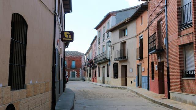 Arquitectura popular en Tiedra - Destino Castilla y León