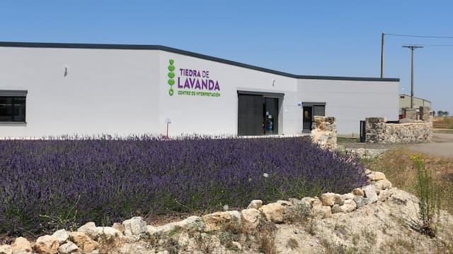 Exterior de Tiedra de Lavanda - Destino Castilla y León