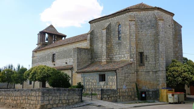 Iglesia del Salvador en Tiedra - Destino Castilla y León