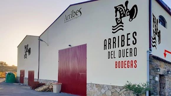 Bodegas Arribes de Vettonia - Imagen de la bodega