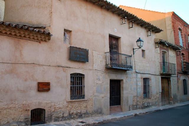 Casa del Hereje de Tiedra - Imagen de Tiedra.es