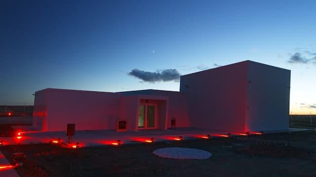 Observatorio Astronómico de Tiedra - Imagen de Cielo y Tierra