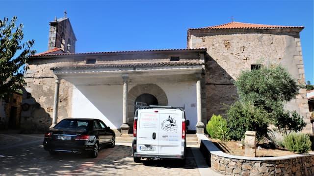 Iglesia parroquial de Garcibuey - Destino Castilla y León