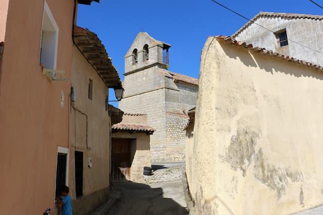 Calles de Tiedra - Destino Castilla y León