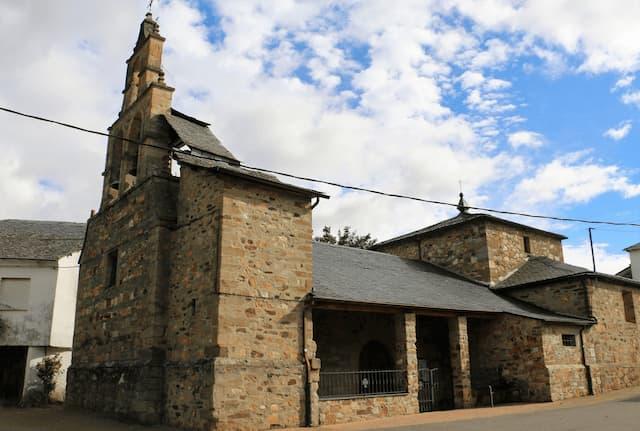 Iglesia de Sésamo - Destino Castilla y León